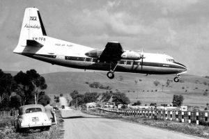1960 TAA Flight 538