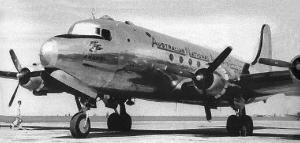 SkymasterAmana Douglas DC 4